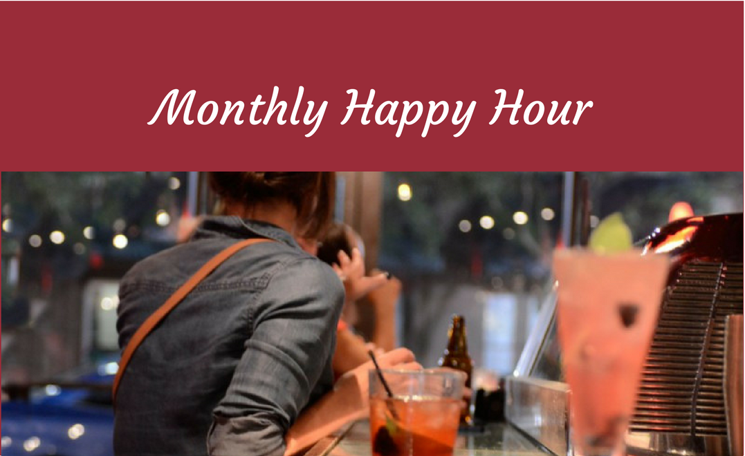 ABWA Happy Hour Confirmed for January 31