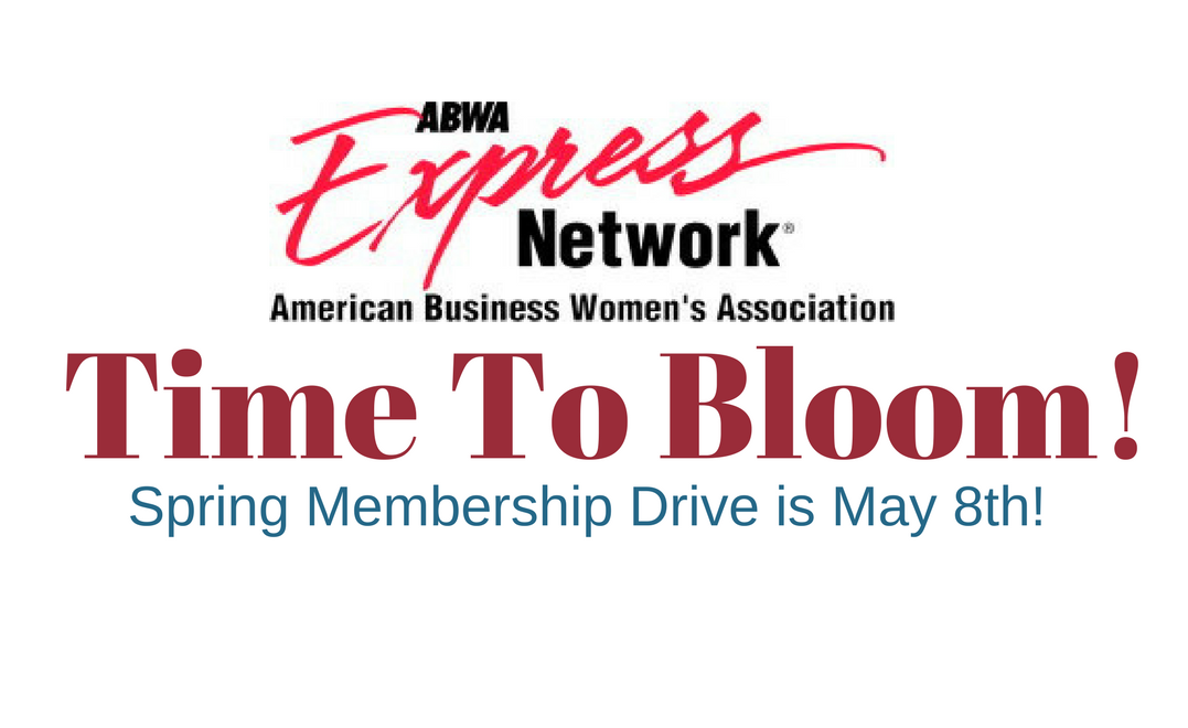 Our Spring Membership Drive is May 8th!