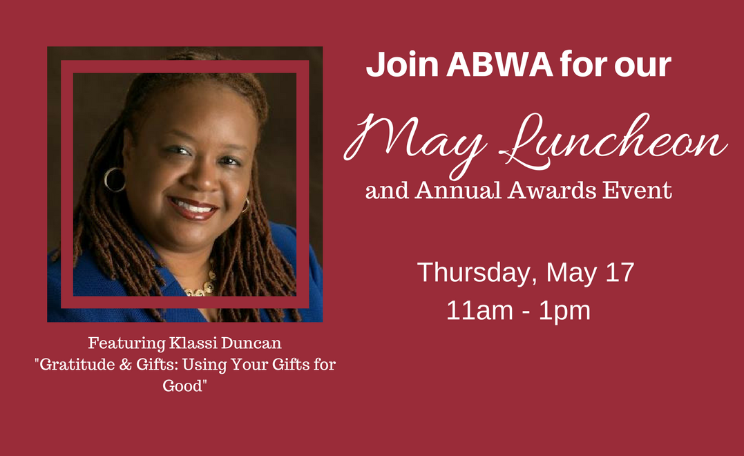 May Luncheon and Awards