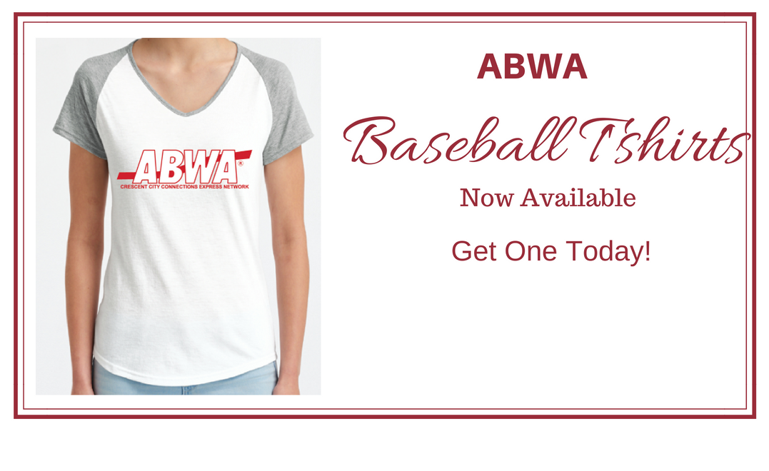 ABWA Baseball T's Available Just in Time for Summer!