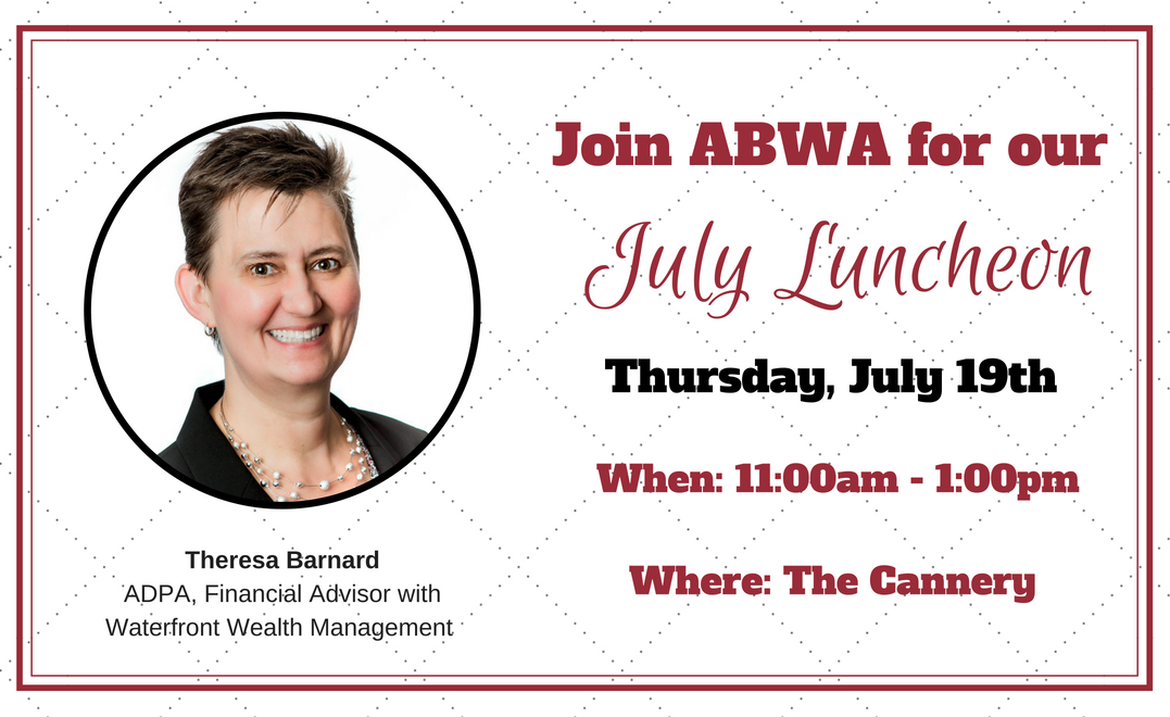 July Luncheon