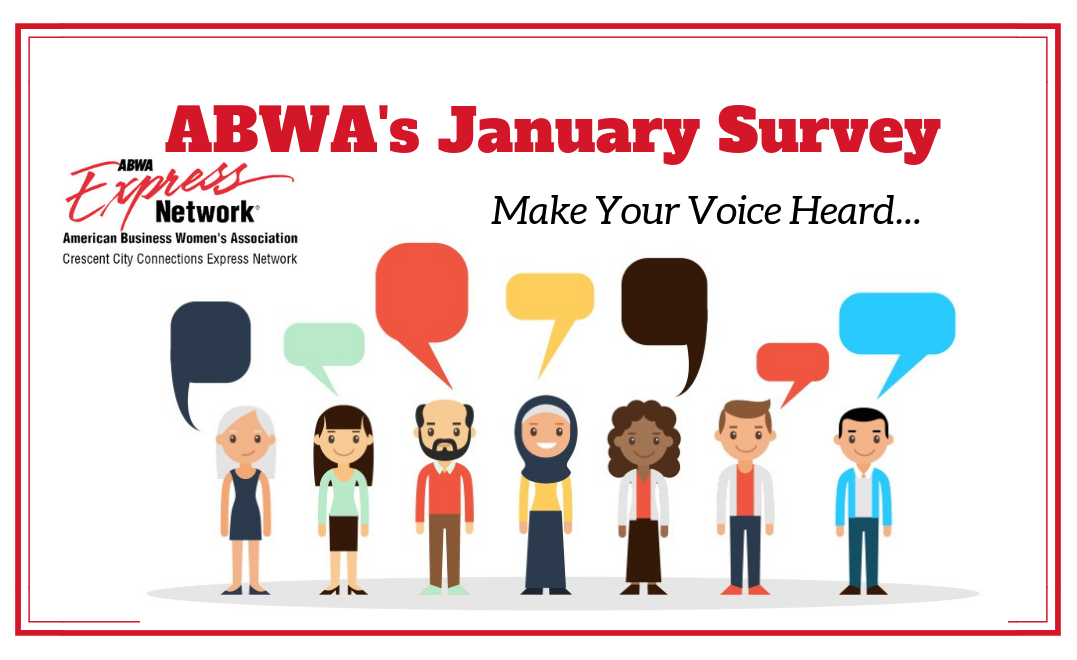 ABWA's Monthly Survey