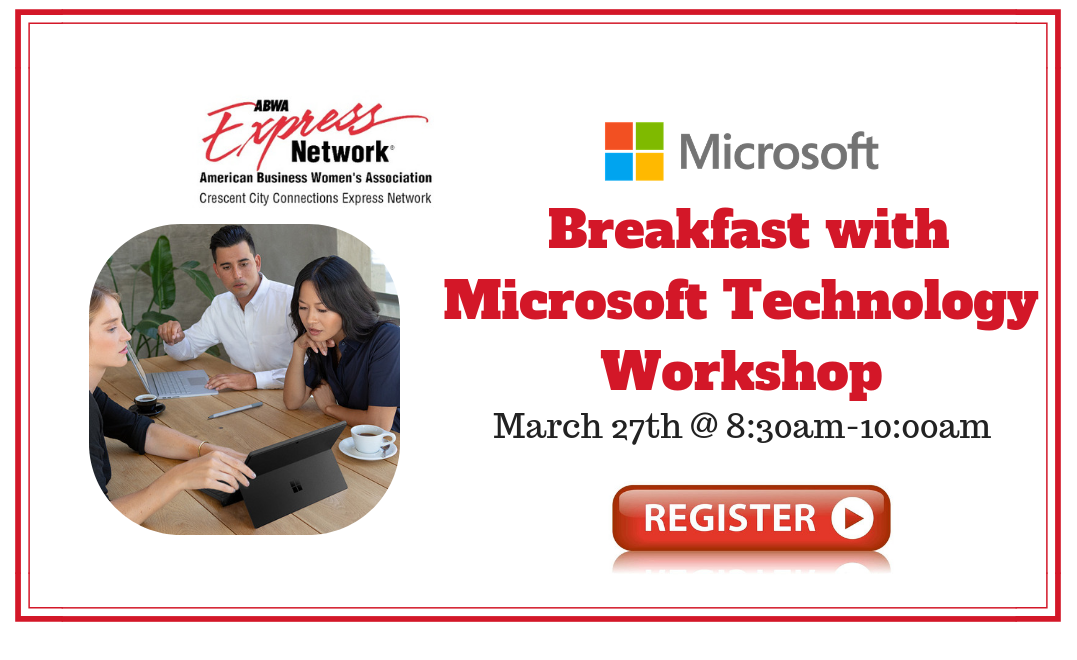 Breakfast with Microsoft Technology Workshop