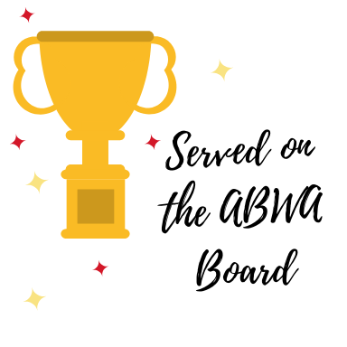Served on the ABWA Board - Level 1