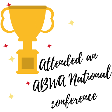 Attended an ABWA nationally conference - Level 1
