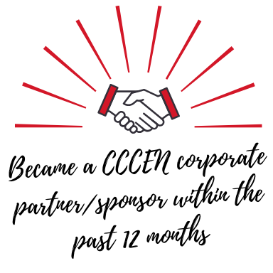 Became a CCCEN corporate partner_sponsor within the past 12 months - Level 1